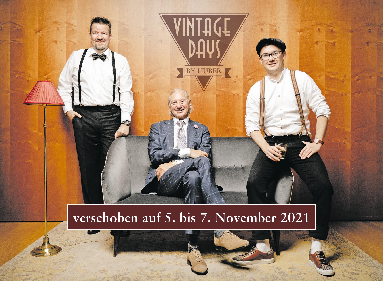 Vintage Days Team verschoben